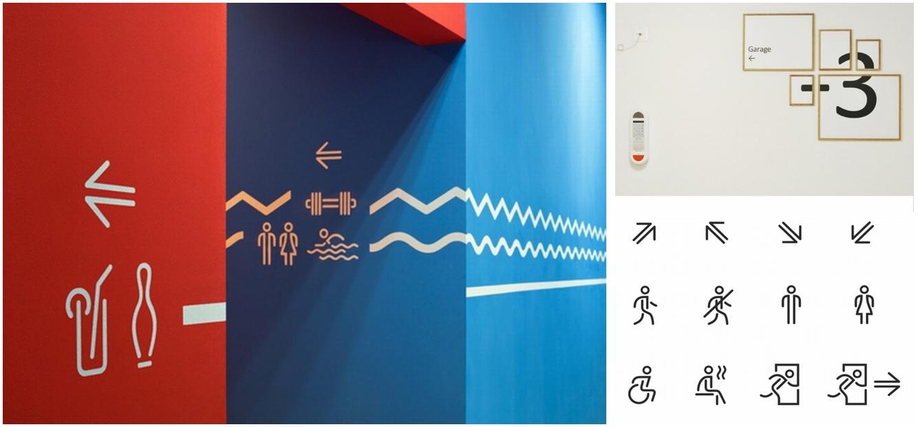 Bien-aimé Par ici la signalétique ! | Workshop VS78